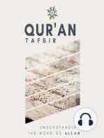 Tafsir Surat al-'Alaq Part Two- Shaykh Faid Mohammed Said
