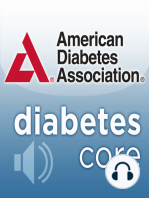Diabetes Core Update – March 2019