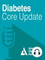 Diabetes Core Update - July 2018