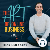 #102: How Much Should You Spend On Facebook Ads To Have A Successful Webinar?: We're switching things up on The Art of Paid Traffic this week! On today's show, you're going to hear an episode I recorded a little over a month ago with my good friend Amy Porterfield on her podcast, Online Market Marketing Made Easy. As soon...