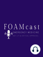 FOAMcastini - ACEP Tuesday