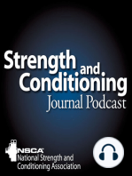 NSCA Endorsement of NCAA Mental Health Best Practices