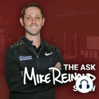 Quadriceps vs Patellar Tendonitis, Strengthening in New Mobility, Analgesic Creams: On this episode of the #AskMikeReinold show we talk about the difference between quadriceps and patellar tendonitis, eccentric and concentric strengthening after gaining new mobility, and analgesic creams.