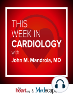 Jan 25, 2019 This Week in Cardiology Podcast