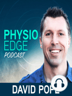 """Physio Edge 086 """"Sore but not stuffed"""" - understanding and explaining your patients pain with Dr Tim Mitchell and Dr Darren Beales"""