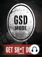 GSD Leveling Up - Don't Chase Relaxation