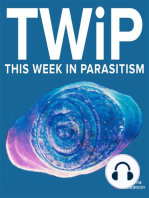 TWiP #8 - Frog legs and parasite tales
