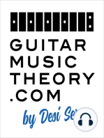Episode 04 Using Guitar CAGED Chord Forms to Play Arpeggios and Chord Inversions
