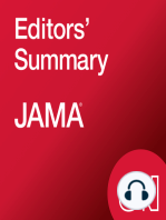 Effects of a Peanut Patch on Allergy, Midlife Diet and Dementia Risk, Tramadol and All-Cause Mortality, Consensus Recommendations for Blood Product Management, and more