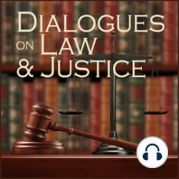 """Dialogues #2 - Robert George on Marriage and Law: At the heart of the question of making laws about marriage is a question of definition. Specifically, is """"marriage"""" a noun describing a mere social convention, or does it label something that is part of the order of reality? Can marriage..."""