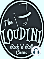 """Hard Rock Shoot out"""" Skid Row's Slave to the Grind vs. Motley Crue's Shout at the Devil"""