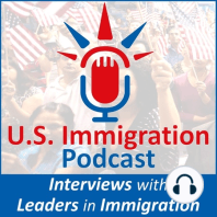 27: Josh Brown: Franchising Insight for the Entrepreneurial Immigrant: In this episode we talk to Franchise attorney Josh Brown about the entrepreneurial aspects of franchising, particularly for immigrants.