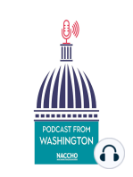 Podcast from Washington 5-26-17 Interview with Dr. Stephen Redd