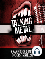 Talking Metal Episode 249 Guitar Hero Metallica Special