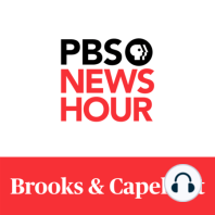Shields and Brooks on Democratic debates, Supreme Court rulings: Syndicated columnist Mark Shields and New York Times columnist David Brooks join Judy Woodruff to discuss the week's political news, including the first debates for 2020 Democratic candidates, whether that party has shifted too far to the left to be ...