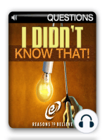 Who Can You Trust?, Big Bang, Higgs Boson, Global Warming