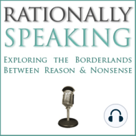 """Rationally Speaking #222 - Spencer Greenberg and Seth Cottrell on """"Ask a Mathematician, Ask a Physicist"""": This episode features the hosts of """"Ask a Mathematician, Ask a Physicist,"""" a blog that grew out of a Burning Man booth in which a Spencer Greenberg and Seth Cottrell answer people's questions about life, the universe, and everything."""