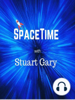SpaceTime with Stuart Gary Series 19 Episode 60 - First stars formed later than thought...