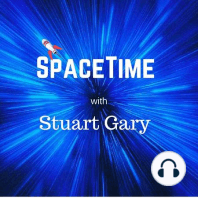 SpaceTime with Stuart Gary Series 19 Episode 60 - First stars formed later than thought...: New research has discovered that the first stars in the Universe began shining far later than previously thought. The findings – based on new data from the European Space Agency's Planck satellite
