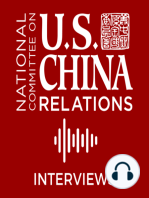 Benjamin Shobert on How U.S. Domestic Issues Have Influenced China Policy