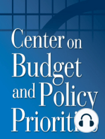 The Impact of the New Budget Rules in the US House of Representatives