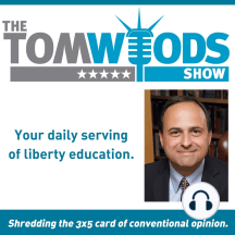 Ep. 1422 The America First Committee and World War II: Ben Lewis joins me to discuss the controversial America First Committee, which favored nonintervention in the Second World War (until Pearl Harbor). Show notes for Ep. 1422 - https://tomwoods.com/1422