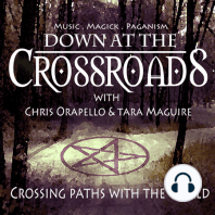 DatC Minisode 1 - Bedknobs & Broomsticks: Hello and thank you once again for joining us down at the crossroads for some music, magick, and Paganism. Where witches gather for the sabbath, offerings are made, pacts are signed for musical fame, and we usually cross paths with today's most...
