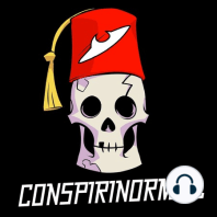Conspirinormal Episode 220- Rich Blackett (Of Wolf and Man): https://www.patreon.com/conspirinormal  Recorded July 24th, 2018  We welcome a new guest to t...