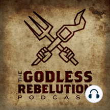 195 - Knotty Pasture: ** SPECIAL NOTE **   We're only five episodes away from 200, so be sure to send your thoughts to us at godlessrebelution@gmail.com so we can play them on the show!   Forget what your teacher told you, because we start the show by discussing why people as...