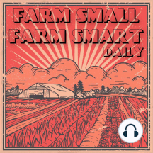 FSFS84: How Farmer Ray Tyler Tripled His Sales by Farming LESS Land and Focusing on Base Principles: This week I'll pick up where last week left off with market gardener Ray Tyler of Rosecreek Farms. While last week's episode was more inspiration, this week's more of the perspiration side of things as Ray talks about some of his production methods...