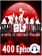 Ctrl Alt WoW Episode 593 - 760 Million Turtles Made It To The Water