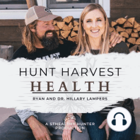 Episode #10: Food Friday- Dehydrated Dinners, Wild Game vs Grain Fed, Inflammation, and WATER.: On today's Food Friday Ryan and Hillary talk:  Ryan gives his dehydrated food tips Ryan's High Country Chili recipe (find the full recipe here)  Garden Fresh Spaghetti recipe (find the full recipe here)  Rice dishes. Grass fed meats, arachadonic ...
