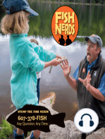 #123 Shark Tank, Fish Call and What Fly Guys do While on The John