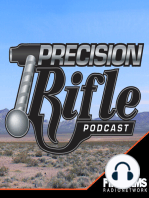 Precision Rifle Podcast 007 – ballistics 101