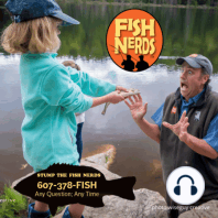 Fish Nerds 150 Fish Eyes Easy Sibiki Fishy Conservation: April is National Poetry Month, so my kid Zoe asked me if she could read a beautiful poem about fishing. Speaking of Literature, we have an FN Book Club Next week we will be talking about the Founding Fish The Doctor is in! Our FN Librarian Jeff...