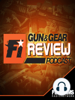 Gun and Gear Review Podcast Episode 261, Technical Difficulties – Work Sharp review, SCCY CPX-3, Daniel Defense Delta 5