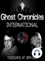 Paranormal investigator Andrew Lake