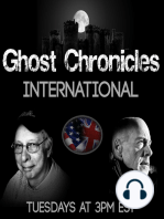 Dave Blank and Shannon Easton of Paranormal World
