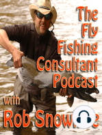 204 | How Fish Hear + Fly Fishing Muddy Water