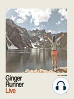 GINGER RUNNER LIVE #62 | Meghan Hicks & The 2015 Marathon Des Sables
