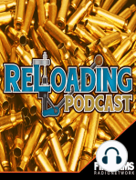 Reloading Podcast 241 – pistol and rifle loads the same
