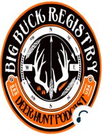 184 DR DAVE SAMUEL - Writer, Professor, Deer Hunter, Bow Hunting Hall of Fame