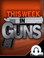 This Week in Guns 206 – Silencers vs Earplugs & American Guns Star Convicted