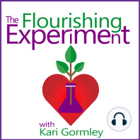 """24: What Happy People Do: Kari Gormley: Kari discusses Jeff Haden's article """"7 Things Happy People Do"""" and how running is integrated with happiness. Serena Marie RD comes on the show and reveals the Food of the week and why garlic is a great herb to eat. Kari and Serena share many..."""