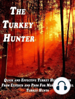 117 - Bowhunting Turkeys without a Blind with Tim Knight