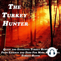 """045 - 3 Turkey Hunting Myths Busted: Turkey hunting is filled with myths that instill magical powers in wild turkeys. """"Turkeys have x-ray vision. Turkeys can do this. Turkeys can do that. Turkeys are better than you are. Etc, etc, etc."""" These myths get into our heads while we are huntin..."""