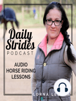 Perfecting a Balanced Canter to Walk Transition