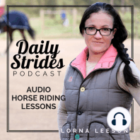 SFA346 | Riding a Hot or Sensitive Horse: Daily Strides | Podcast