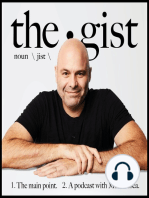 Who Makes The Gist?