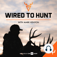 100% Wild Podcast # 22: Terry Drury & Dealing with Trespassing Dogs: In episode #22 of the 100% Wild Podcast we're joined by Terry Drury to discuss our late season hunting updates and then answer a listener-submitted question about dealing with intruding dogs on your hunting property. To listen to the podcast...